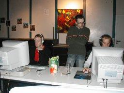 2004 Schul LAN c0sh (10-12.12.2004)
